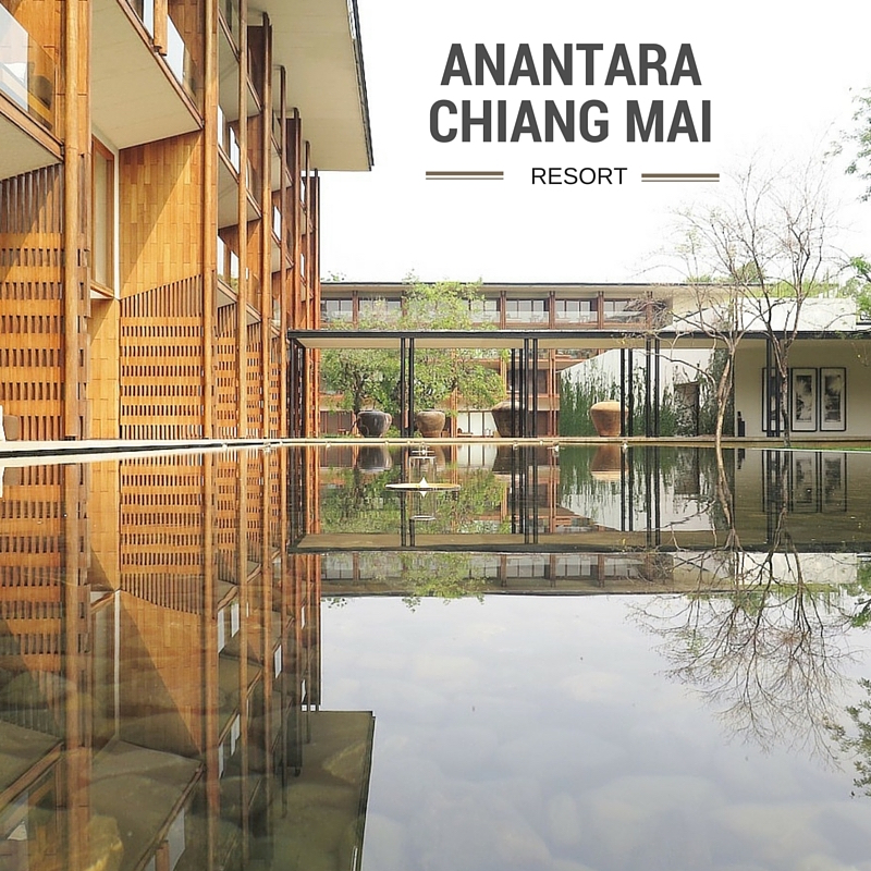 A very cool sanctuary within the Chiang Mai city.