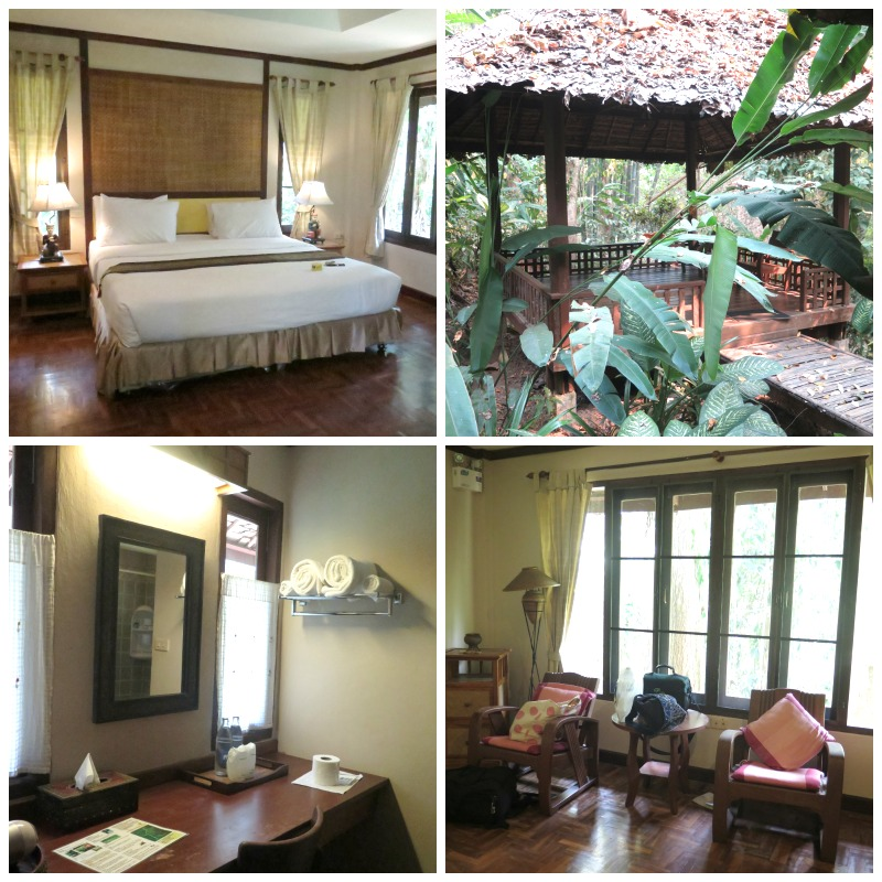 Fern Resort room