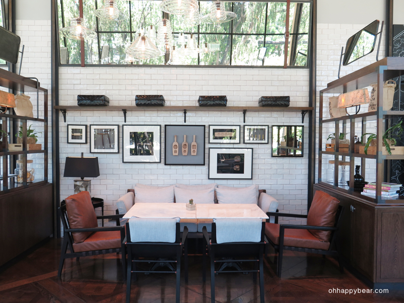 Siam Bakery Their Road Front Cafe And Luncheonette Is Set To Welcome Walk Ins The Place Lined With Glasses Open Wooden Shelves Comfy Chairs
